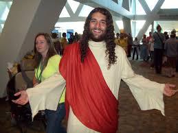Jesus Costume Jesus Cosplay Halloween Ideas Long Hair Guys Long Hair