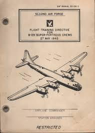 flight manuals early aeronautica