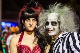 the people of hallowyn 2016 halloween block party in wynwood