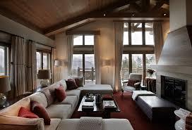 interior design chalets courchevel todhunter