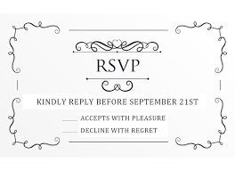 What Is Rsvp In Invitation Card Online Buy Wholesale Diy Invitation Card From China Diy Invitation
