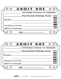 Free Printable Rent Receipt Template Admit One Template Fax Cover Templates Printable Resume Ticket