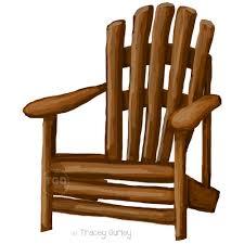 Adirondack Chair Place Card Holders Adirondack Chair Clip Art Adirondack Chair Painting Hand