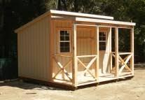 Shed Backyard Custom Wood Sheds Outdoor Storage Buildings Garden Sheds