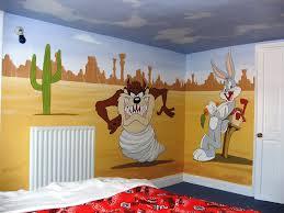 looney tunes murals