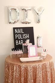 diy nail polish bar by jen carreiro project home decor