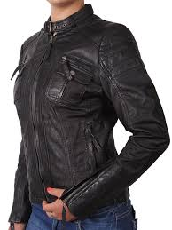 ladies motorcycle jacket womens ladies leather biker jacket motorcycle jacket real leather