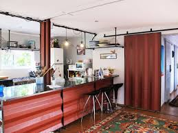 modern recycled container house in south africa operates 100 off