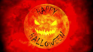 free hd themed title backgrounds u2013 full moon with halloween