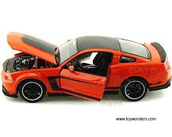 maisto ford mustang ford mustang 302 top 31269or 1 24 scale maisto wholesale