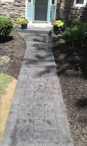 Seamless Stamped Concrete Pictures by 27 Best Rochester Ny Stamped Concrete Images On Pinterest