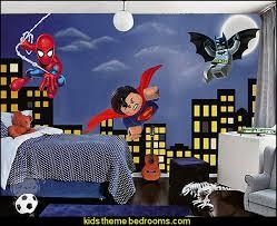 Toddler Superhero Bedroom Decorating Theme Bedrooms Maries Manor Superheroes Bedroom