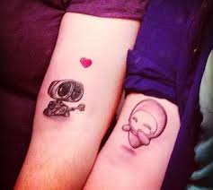 best 25 disney couple tattoos ideas on pinterest disney tattoos
