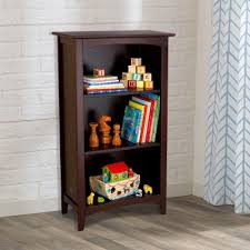 Kidkraft Nantucket 2 Shelf Bookcase Kids Bookshelves U0026 Bookcases Kidkraft