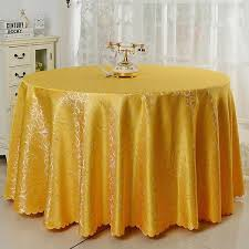 wedding table covers jacquard hotel tablecloth table cloth luxury wedding table