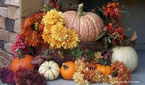 autumn decorations splendid autumn decorations for the season