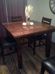 industrial style pub table bar style table sets pub style dining table and chairs