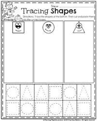 october preschool worksheets preschool worksheets tracing