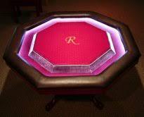 poker table photos