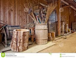 old style farmer barn stock photos image 15537973