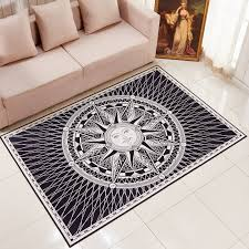 Black And White Bathroom Rug by Online Get Cheap White Bath Rug Aliexpress Com Alibaba Group