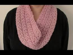 broomstick lace infinity scarf how to crochet a scarf left handed broomstick lace infinity scarf