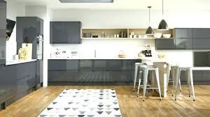 cuisine blanche et grise peinture cuisine blanche magnifique cuisine blanche et grise ilot