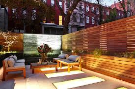 Nyc Backyard Ideas Triyae Com U003d Townhouse Outdoor Patio Ideas Various Design