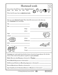 3rd grade 4th grade writing worksheets onomatopoeia greatschools