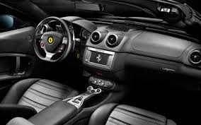 Ferrari California Grey - ferrari california convertible photo gallery motor trend