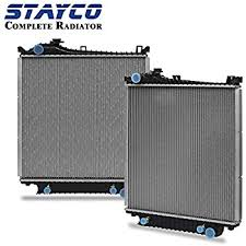 radiator for 2007 ford explorer amazon com tyc 2816 ford explorer 1 row plastic aluminum