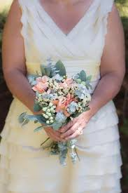 bridesmaid bouquets dried wedding flower bridesmaid bouquets