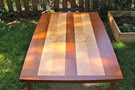 maple dining table exotic brazilian cherry and amazing room zhydoor