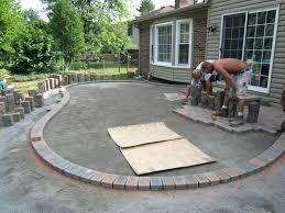 Cheap Patio Ideas Pavers Patio Ideas Full Image For Wonderful Brick Paver Patio Ideas