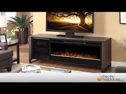 Electric Fireplace Heater Tv Stand by Electric Fireplace Media Center Fireplace Tv Stand Youtube