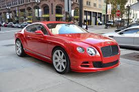 bentley red 2015 bentley continental gt speed stock gc2228 for sale near