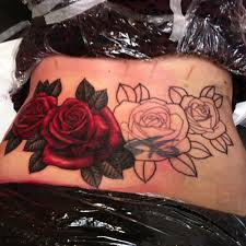 i wanna do a cover up of my lower back so bad i d go with