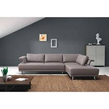 canape angle cuir taupe canapé d angle droit imperator taupe achat vente canapé sofa