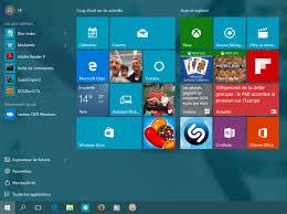 windows 8 bureau classique windows 10 maîtrisez le nouveau menu démarrer