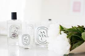 a affair with diptyque candles like neon