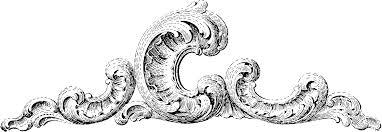 vintage ornamental scrolls image the graphics
