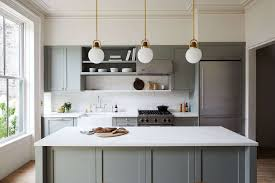 ikea blue grey kitchen cabinets this look a modern kitchen ikea cabinets