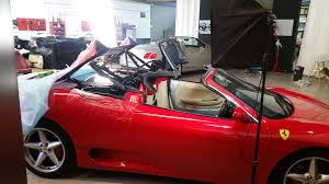 convertible ferrari ferrari restoration u2013 interior cabrio leather upholstery and