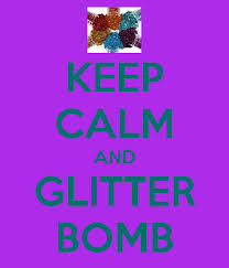 Keep Calm Know Your Meme - keep calm and glitter bomb more information
