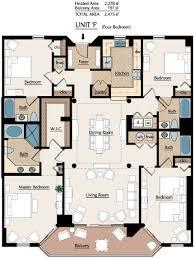 3 Bedroom Condo Myrtle Beach Sc Southwind Floorplans Myrtle Beach Oceanfront Condos