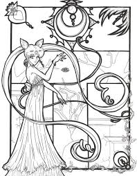 32 sailor moon lineart u0026 coloring pages images