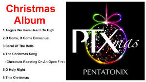 pentatonix christmas album pentatonix ptxmas album ep 2012