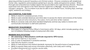 awesome security supervisor resume ideas simple resume office