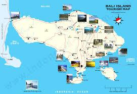 bali indonesia map bali tourist map bali indonesia mappery