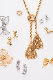 earrings clip on shop vintage earrings statement pierced clipon pearl